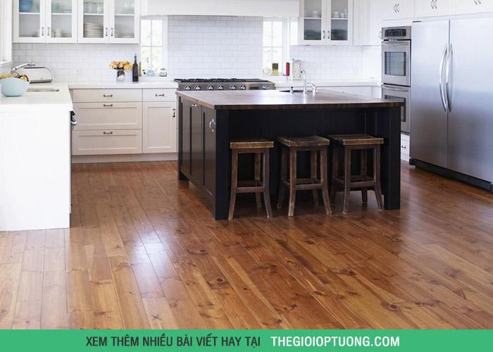 Sàn nhựa đa phong cách, sàn nhựa Hàn Quốc đẹp vân gỗ, giả bê tông