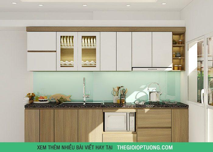 Làm thế nào chọn được tủ bếp phù hợp nhất cho gia đình?