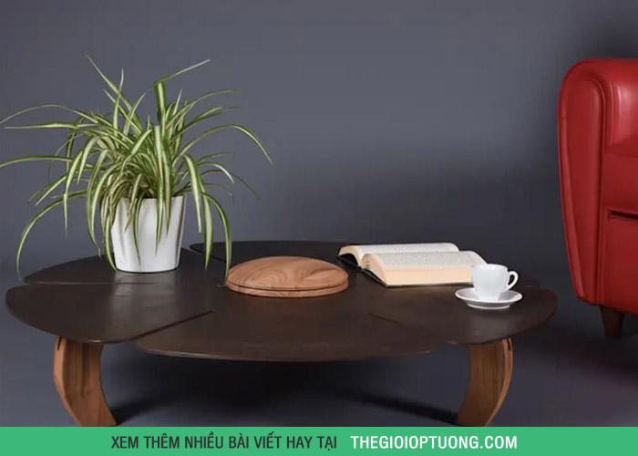 Lựa chọn bàn gỗ cho nhà đẹp sao cho phù hợp nhất
