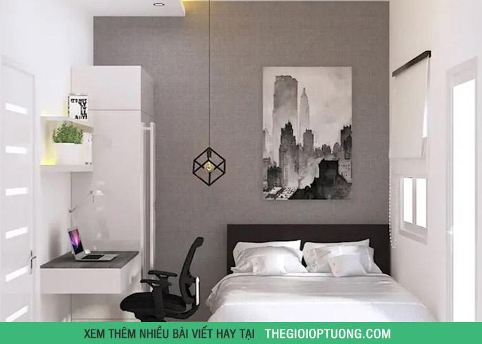Trang trí nhà ở đẹp sang trọng với tông màu xám trung tính