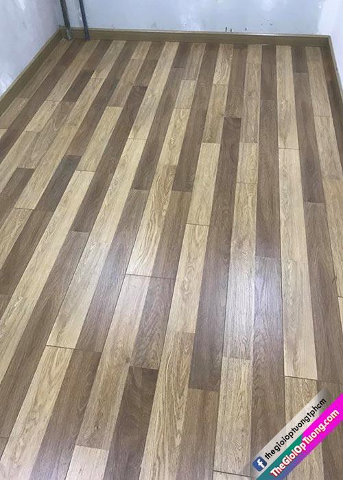Sàn gỗ công nghiệp chịu nước tốt nhất hiện nay, Thi công sàn gỗ