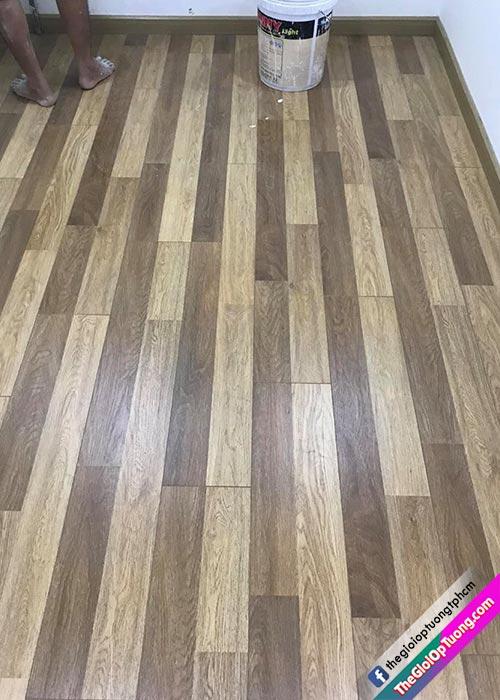 Sàn nhựa có hèm khóa, sàn nhựa vinyl vân gỗ đẹp bền nhất