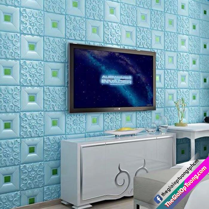 Xốp dán tường bao nhiêu tiền, Địa chỉ mua xốp dán tường 3D giá sỉ