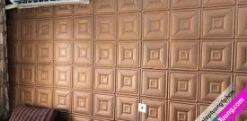 Gạch xốp dán tường tphcm giá rẻ mẫu đẹp mua ở đâu?