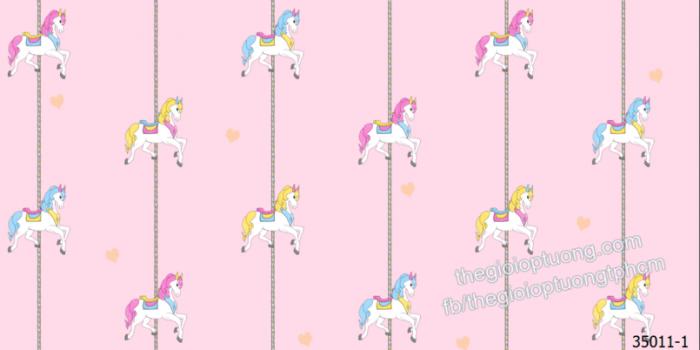 Giấy dán tường kẻ sọc, giấy dán tường sọc đơn giản màu pastel