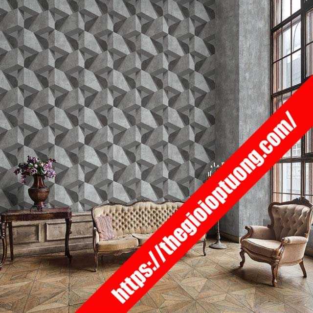 Địa chỉ mua giấy dán tường quán cafe đẹp tphcm, Trang trí quán cafe sang trọng với giấy dán tường 3D