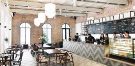 Hướng dẫn trang trí quán cafe cơm văn phòng đẹp đơn giản