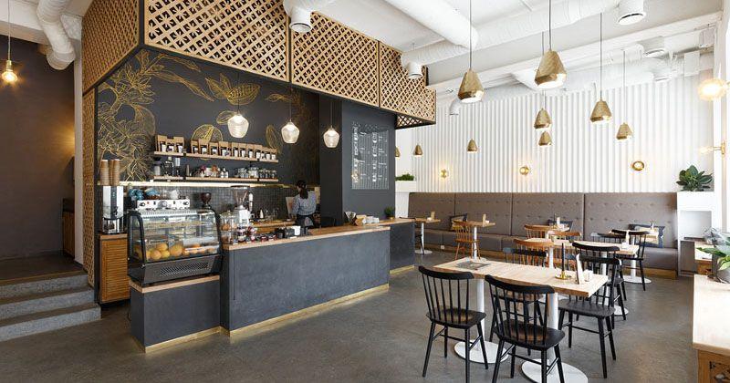 Cách trang trí quán cafe đẹp sang trọng mà vẫn tiết kiệm