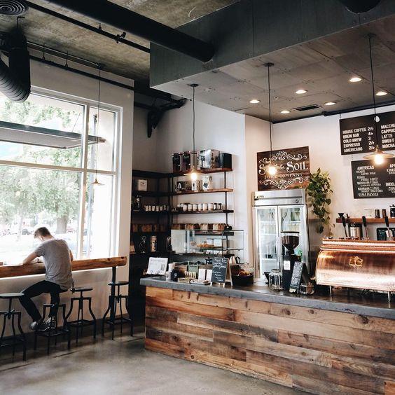 Phong cách trang trí quán cafe xưa được yêu thích hiện nay