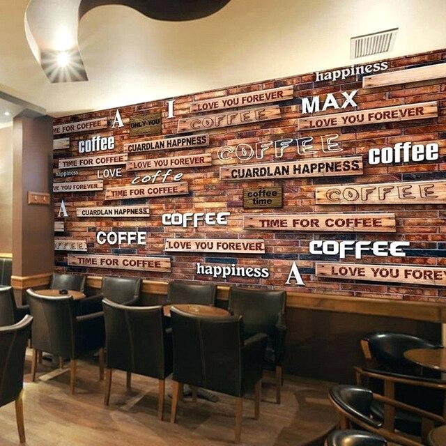 Xu hướng trang trí quán cafe gỗ phong cách vintage