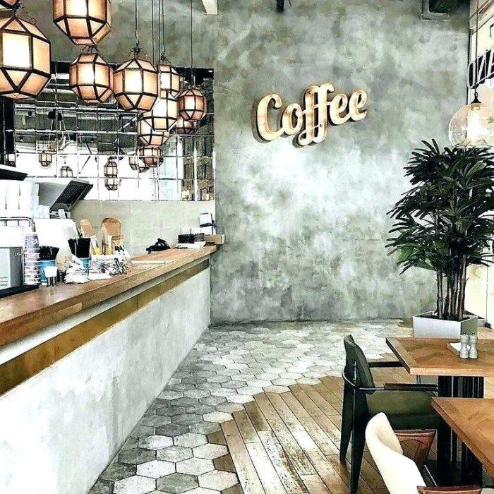 Các cách trang trí quán cafe hiện đại phổ biến hiện nay, Các cách trang trí quán cà phê lạ thu hút khách hàng