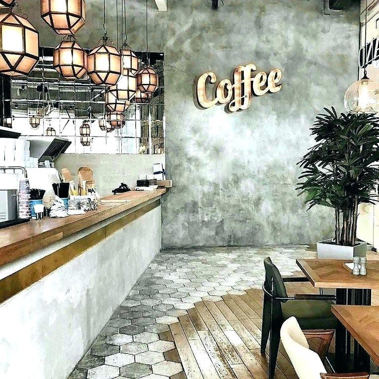 Các cách trang trí quán cafe hiện đại phổ biến hiện nay