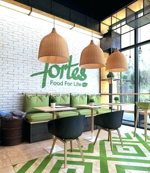 Cách trang trí quán cafe rẻ đẹp với giấy dán tường hàn quốc