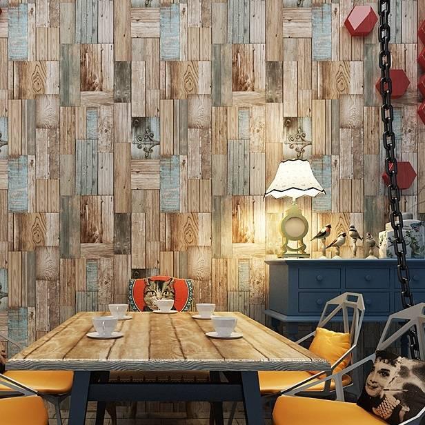 Xu hướng trang trí quán cafe mộc bằng vật liệu rẻ đẹp