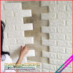 tổng hợp mẫu xốp dán tường 3d đẹp nhất tphcm, mỹ tho