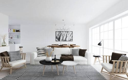 Phong thủy phòng khách gia đình, hướng dẫn bố trí nhà cửa phong thủy. Cách chọn lựa sofa phù hợp cho phòng khách theo phong thủy