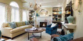 Phong thủy màu phòng khách trang trí theo mệnh số. Cách bài trí phong thủy trong nhà hài hòa và tăng tài lộc cho gia chủ