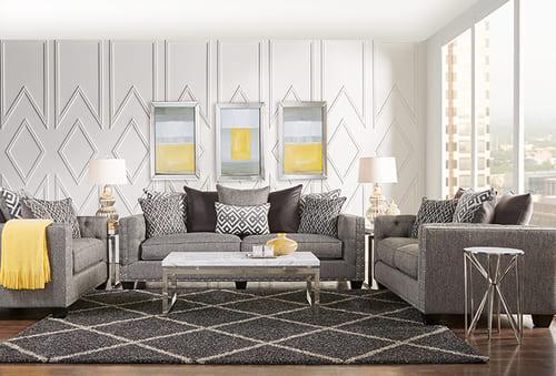 Bố trí phong thủy trong nhà để thu hút may mắn, tăng tài lộc. Cách chọn lựa sofa phù hợp cho phòng khách theo phong thủy