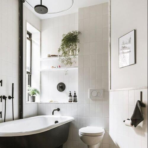 Phong thủy nhà tắm, cách bố trí phòng tắm theo phong thủy