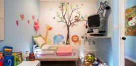 Phong thủy phòng ngủ trẻ em, cách bố trí nhà ở theo phong thủy