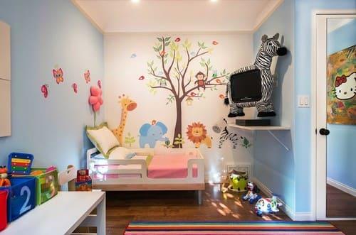Phong thủy phòng ngủ trẻ em, cách bố trí nhà ở theo phong thủy. Phong thuỷ phòng cho bé, cách bố trí nhà ở theo phong thủy