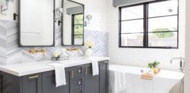 Phong thủy phòng tắm, bố trí nhà vệ sinh theo phong thủy