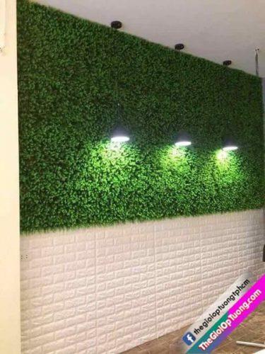 Tại sao nên mua tường cây giả trang trí?