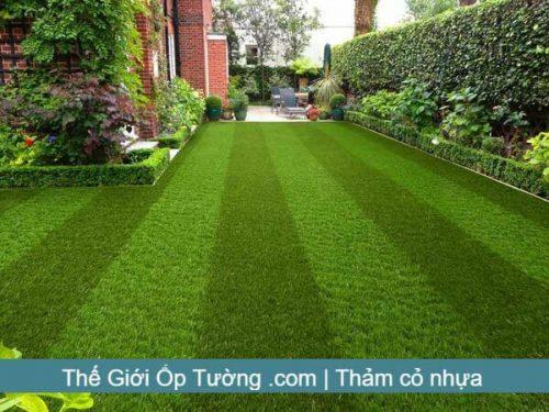 Mẹo mua thảm cỏ nhân tạo giá rẻ không phải ai cũng biết