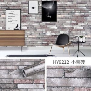 Dán tường decal hàn quốc giả gạch ốp tường - 9212
