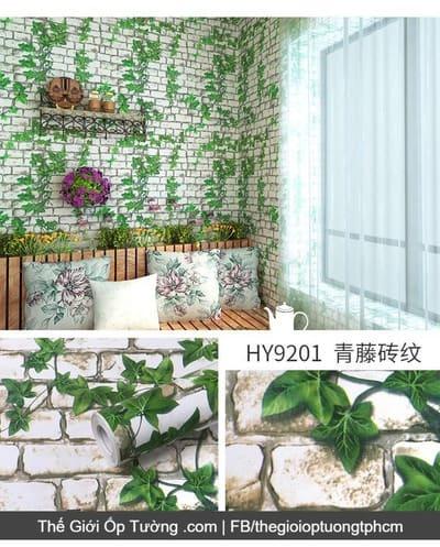 Dán tường decal thiên nhiên - 9201