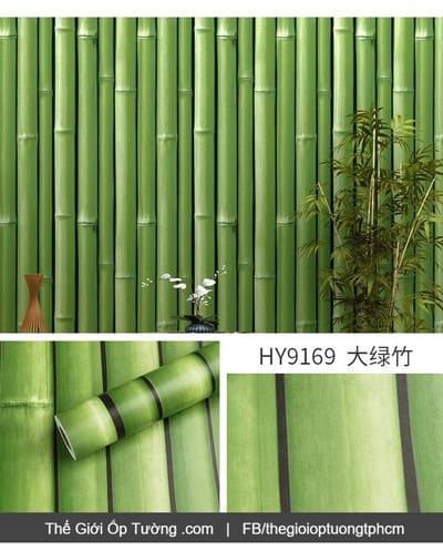 Dán tường decal thiên nhiên - 9169