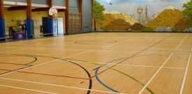 Sàn nhựa cuộn vân gỗ - Dòng sàn nhựa giá rẻ, chất lượng