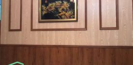 Ốp tường nhựa giả gỗ giá bao nhiêu?