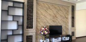 Tấm ốp tường pvc giả đá, xu hướng trang trí nội thất vương giả