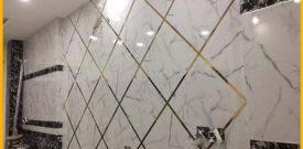 Giá thi công ốp tường nhựa vân đá bao nhiêu?