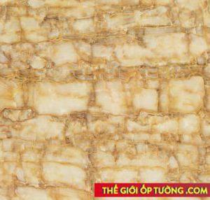 ốp tường pvc giả gỗ giả đá