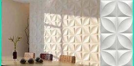 Giá thi công ốp tường nhựa hcm bao nhiêu - Ốp PVC gỗ đá 3D