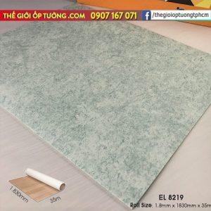 Sàn nhựa cuộn vinyl vân đá SunYoung 8219 - Sàn nhựa Hàn Quốc