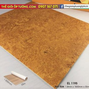 Sàn nhựa cuộn vinyl vân đá SunYoung 1195 - Sàn nhựa Hàn Quốc