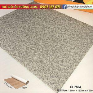 Sàn nhựa cuộn vinyl vân thảm SunYoung 7804 - Sàn nhựa Hàn Quốc