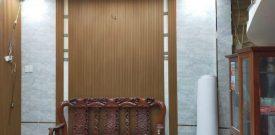 Thi công ốp tường lam sóng - thanh lam ốp tường giả gỗ đẹp