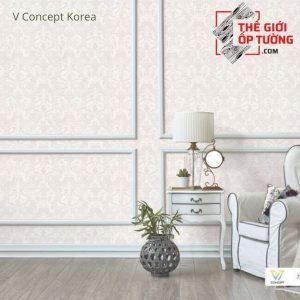 Giấy dán tường Hàn Quốc hoa văn 7905-1 | V-concept