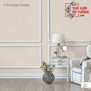 Giấy dán tường Hàn Quốc hoa văn 7907-6 | V-concept