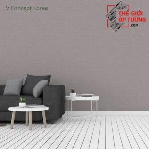 Giấy dán tường Hàn Quốc màu trơn 7902-7 | V-concept