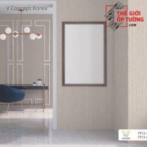 Giấy dán tường Hàn Quốc đơn sắc 7913-4 | V-concept