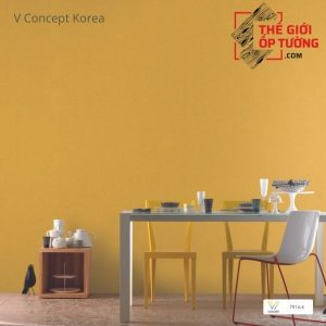 Giấy dán tường Hàn Quốc màu trơn 7914-4 | V-concept