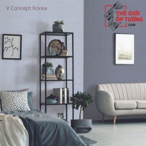 Giấy dán tường Hàn Quốc sọc dọc 7917-3 | V-concept