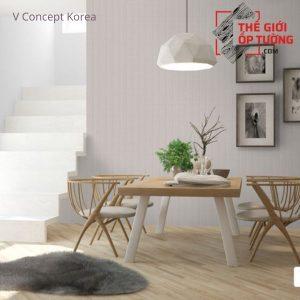 Giấy dán tường Hàn Quốc sọc dọc 7918-5 | V-concept